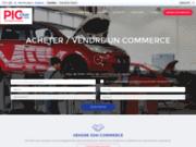 screenshot http://www.pic-inter.com pic-inter,n°1 de la vente de commerce en ligne