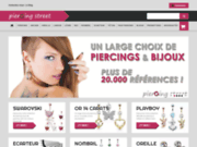 Boutique de vente des piercings de tout genre