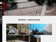 screenshot http://www.pierdor.com pierdor : l'esprit de la pierre