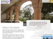 screenshot http://www.pierre-et-vie.fr demeures de prestige, immobilier de collection bourgogne, franche-comté