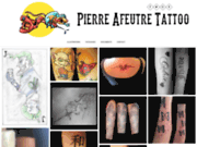 screenshot https://pierreafeutretattoo.com Tatouage Toulouse