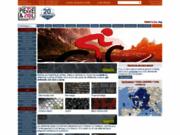 screenshot http://www.pierreetsol.com pierre  sol : fournisseur online et négoce de matériaux