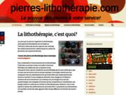 lithothérapie: thérapie par les pierres