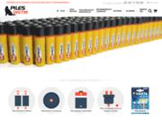 Piles Distri: Distributeur grossiste piles sur internet pour revendeurs professionnels