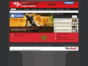 screenshot http://www.pilot-factory.ma motocross maroc