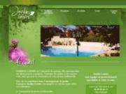 screenshot http://www.piscines-jardins-loisirs.com jardins loisirs