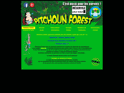 Site officiel de Pitchoun Forest .com