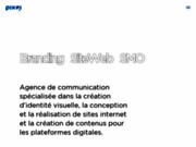 screenshot http://www.pixel-dezign.com créer un site web dynamique en tunisie : pixel design