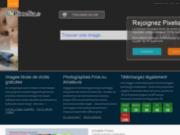 screenshot http://www.pixelia.fr pixelia: banque d'images libres de droits