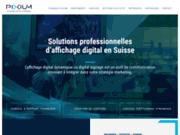 screenshot http://www.pixium.fr maquette virtuelle 3d - pixium