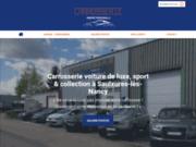 Carrosserie Pizzagalli, expert en véhicules de luxe près de Nancy