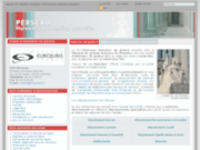 screenshot http://www.pl-huissier.fr huissier val d'oise 95