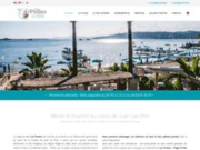 Plage les Pirates Antibes Juan-les-pins