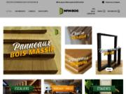 screenshot http://planete-bois.com plan de travail sur mesure