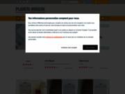 screenshot http://www.planete-muslim.com boutique musulmane