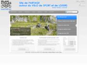 screenshot http://www.plani-cycles.fr plani-cycles, le site des communautés du cycle
