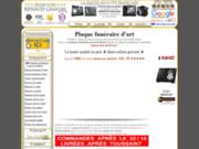 screenshot http://www.plaque-funeraire.fr plaque funeraire
