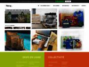 Plast-up : concepteur et fabricant d'emballages souples