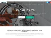Urgent plombier Yvelines