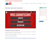 Plombier Saint Jean Cap Ferrat