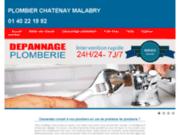 Entreprise de plomberie à chatenay malabry