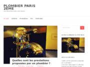 Plomberie Paris 2eme,