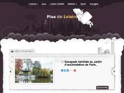 Plus de loisirs: blog d'informations sur les loisirs