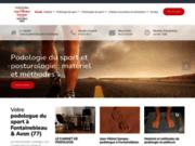 Jean-Michel Samper - Podologie du Sport