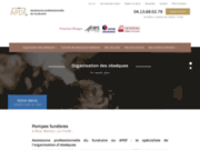 APDF, agence funéraire à Nice