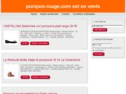 Pompon Rouge : la marque de thon en conserve