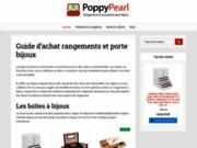 PoppyPealr, bijoux fantaisie discount