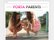 Porta-parents : le site dédié aux parents et aux enfants