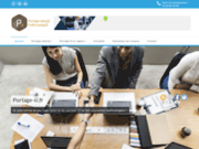 screenshot http://www.portage-si.fr portage si: la solution alternative