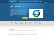 screenshot http://portal-eu.com Portal EU