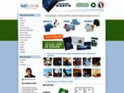 screenshot http://porte-carte-pro.com porte-cartes publicitaires