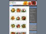 Offrir des fleurs en France