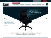 Professionnel de l'ergonomie de la posture assise