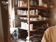 screenshot http://www.poterie-bourel.fr Poterie artisanale céramique en Bretagne - Didier Bourel