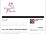 screenshot http://www.pour-elle-pour-lui.com vente de bijoux a prix discount