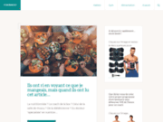 screenshot http://www.powerbody.fr boutique en ligne de nutrition sportive