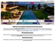 screenshot http://www.ppbali.com bali real estate paradise property