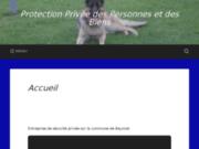 PPPB Sécurité : Protection de biens et de personnes