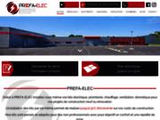 Prefa-elec : plancher chauffant, réseau multimédia, RT 2012, chauffe eau thermodynamique