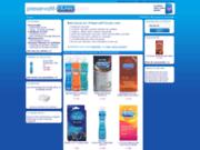 Préservatif-Durex.com: vente de produits Durex