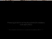 screenshot http://www.pressandco.fr pressandco - pressing à domicile