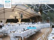 Location chapiteau de réception et tente à Lyon