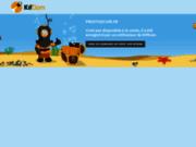 screenshot http://www.prestigecuir.fr blouson cuir et veste en cuir