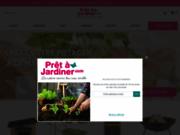 Vente de graines discount chez une jardinerie en ligne