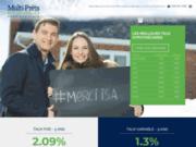 screenshot http://prets-hypotheques-quebec.ca Multi prêt hypothèques a Quebec