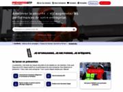 Prévention BTP, site d'information à destination des professionnels du BTP